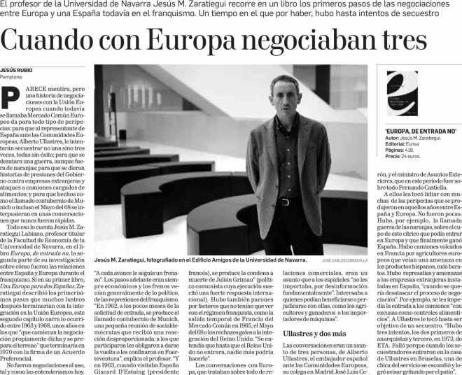 Europa, de entrada Diario-13-5-14